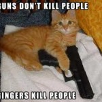 Gingers kill people